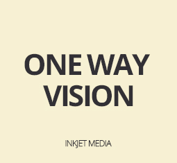 ONE WAY VISION